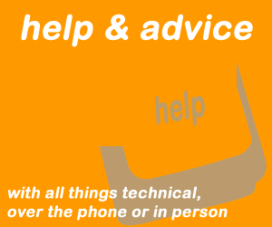 Technical help and advice in the West Midlands